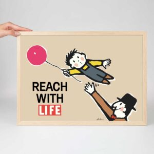 Reach with LIFE