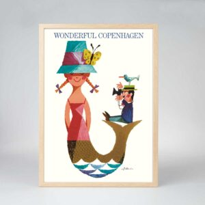 Den lille Havfrue & Turisten