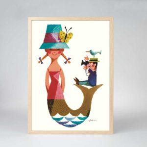 Den lille Havfrue & Turisten (uden tekst)