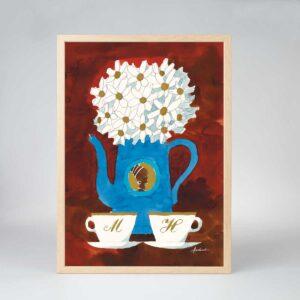 Den Blå Kaffekande