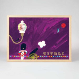 Kirsebærret i Tivoli
