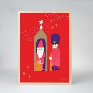 Julemanden i Skilderhuset