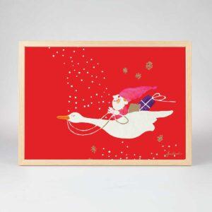 Julegåsen