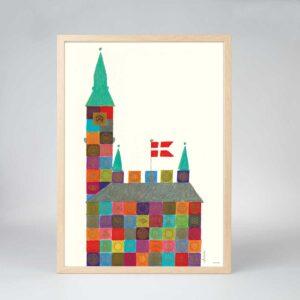 Københavns Rådhus (uden tekst)