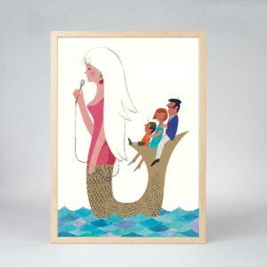 Den lille Havfrue som Tourguide (uden tekst)