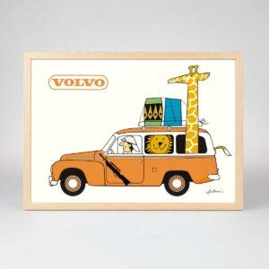 Volvo Duet & Combi (uden tekst)