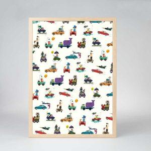 Mønster: Antonis Biler