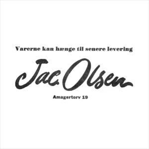 Jac. Olsen